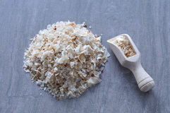Pyramid salt Stock Image