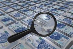 Pyramid scheme Royalty Free Stock Photos