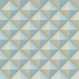 Pyramid seamless pattern. Royalty Free Stock Image