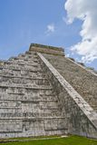 Pyramid steps Royalty Free Stock Photography
