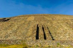 Pyramid of the Sun, Mexico Stock Image