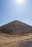 Pyramid of the Sun, Teotihuacan, Mexico Stock Photography