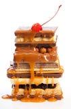 Pyramid of sweets Royalty Free Stock Photos