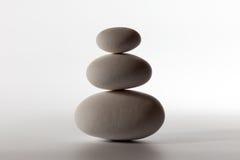 Pyramid of the three stones Stock Photography