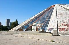 Pyramid, Tirana Royalty Free Stock Images