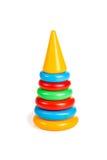 Pyramid toy Royalty Free Stock Photos
