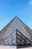Pyramidal structure Royalty Free Stock Photography