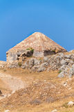 Pyramidal vault Arkivbild