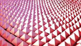 Pyramidatron Lizenzfreie Stockbilder