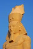 Pyramide - ägyptische Sphinx Lizenzfreies Stockfoto