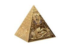 Pyramide Lizenzfreie Stockfotografie