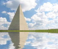 Pyramide Images stock