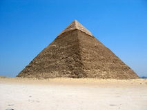 Pyramide Photographie stock