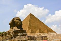 pyramide Image libre de droits