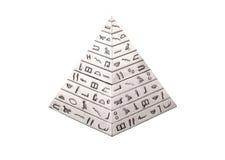 Pyramide Stockfoto