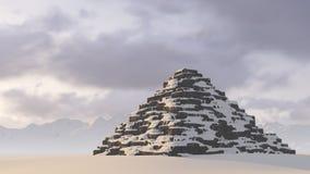 pyramide lizenzfreie abbildung