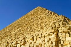 Pyramide av Cheops Royaltyfria Foton