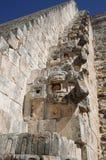 Pyramide bei Uxmal Stockbilder