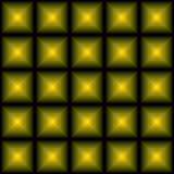 Pyramide colorée des formes Photo libre de droits