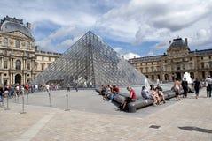 Pyramide d'auvent Images stock