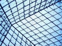 Pyramide d'auvent image stock