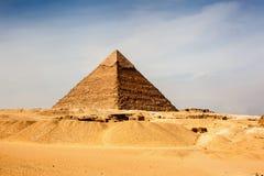 Pyramide de Gizeh Photo libre de droits