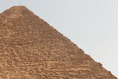Pyramide de Gizeh, Egypte Photos stock
