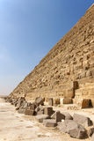 Pyramide de Khafre photo libre de droits