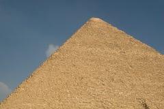 Pyramide de Khufu Photos libres de droits