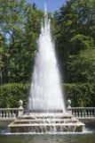 Pyramide de l'eau Photos libres de droits