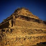 pyramide de monsieur de jo Image stock