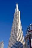 Pyramide de Transamerica, San Francisco Image stock