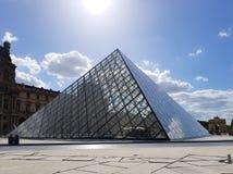 Pyramide du Жалюзи стоковое фото