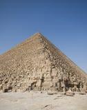 Pyramide grande de Giza Photos libres de droits