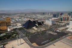 Pyramide in Las Vegas stockbild