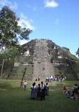 Pyramide perdue du monde Photographie stock