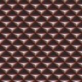 Pyramide rouge illustration de vecteur