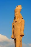 Pyramide - sphinx égyptien Photographie stock