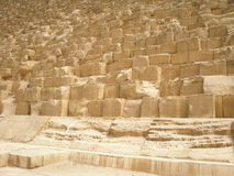 Pyramide von Cheops Lizenzfreie Stockfotos