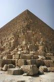 Pyramide von Giza lizenzfreie stockfotos