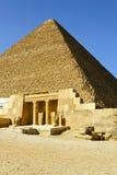 Pyramide von Khufu Stockfotografie