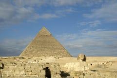 Pyramiden Lizenzfreies Stockbild