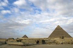 Pyramiden Lizenzfreie Stockfotografie