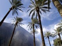 Pyramiden - Las Vegas Arkivfoto