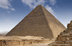 Pyramider od Egypten Fotografering för Bildbyråer