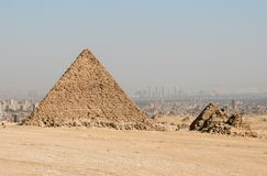 pyramides Images stock