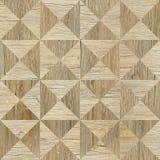 Pyramides décoratives empilées pour le fond sans couture - panneautage coffered Photo stock