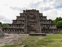 Pyramides d'EL Tajin photo stock