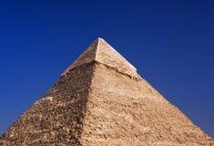 Pyramides de Giza, le Caire, Egypte images libres de droits