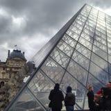 Pyramidluftventil Royaltyfria Bilder